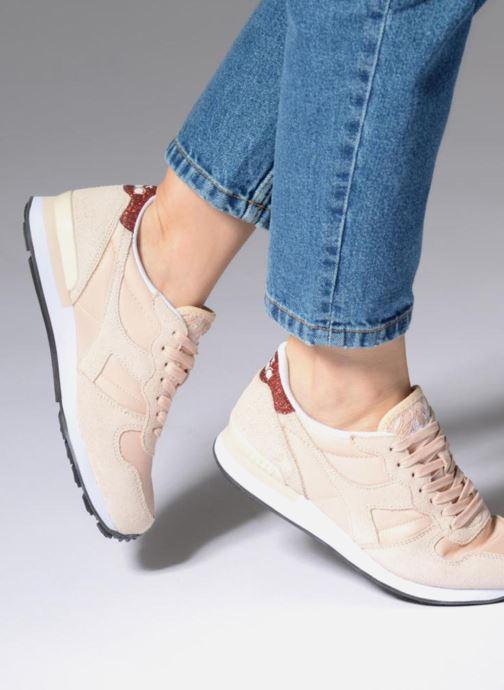 Sneakers Diadora CAMARO WN Roze onder