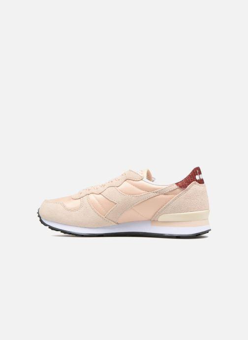 Sneakers Diadora CAMARO WN Roze voorkant