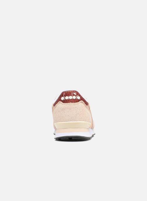 Sneakers Diadora CAMARO WN Roze rechts
