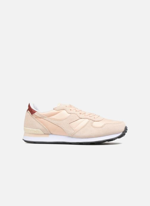 Sneakers Diadora CAMARO WN Roze achterkant