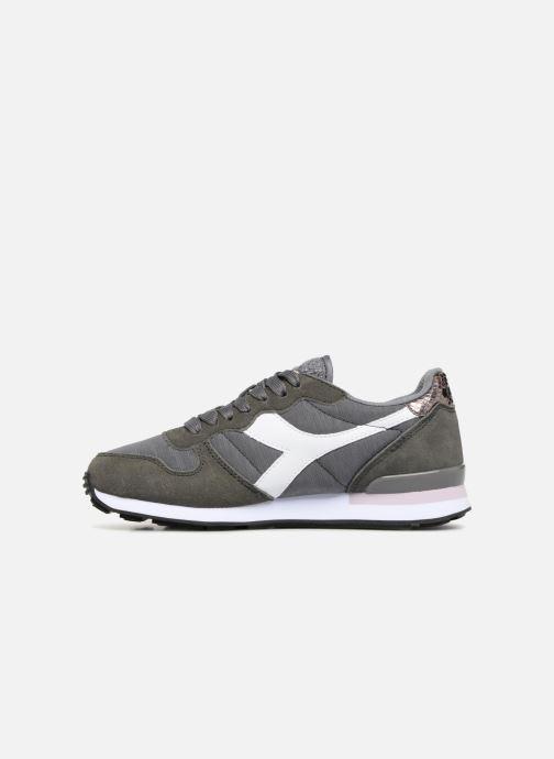 Sneakers Diadora CAMARO WN Grijs voorkant