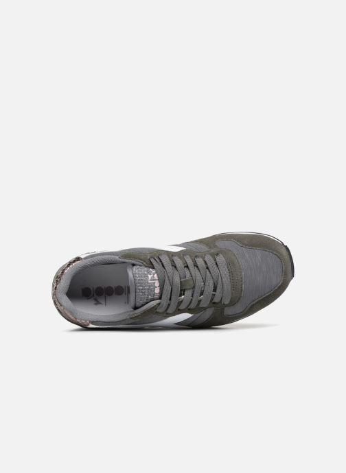 Sneakers Diadora CAMARO WN Grijs links