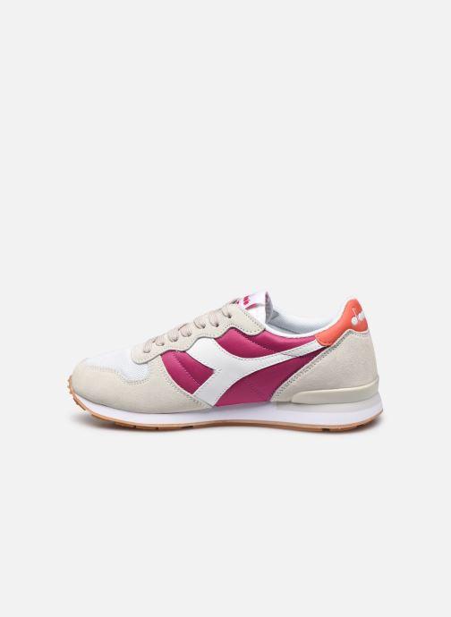 Sneakers Diadora CAMARO WN Bianco immagine frontale