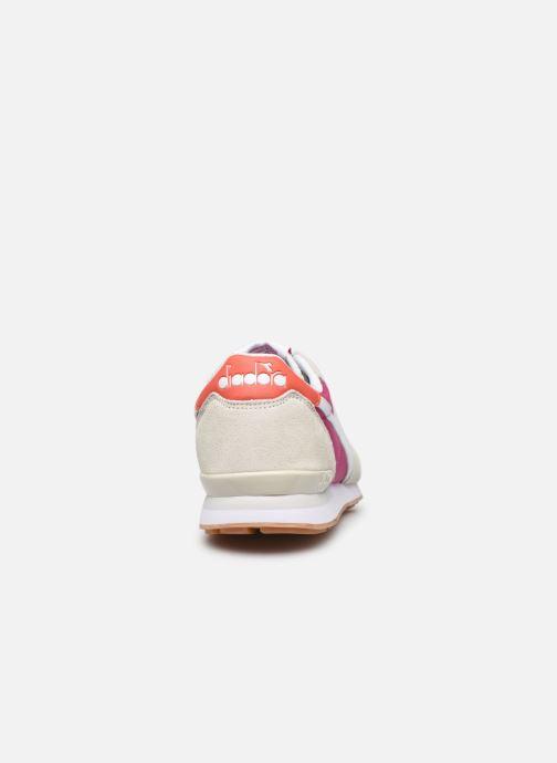 Sneakers Diadora CAMARO WN Bianco immagine destra