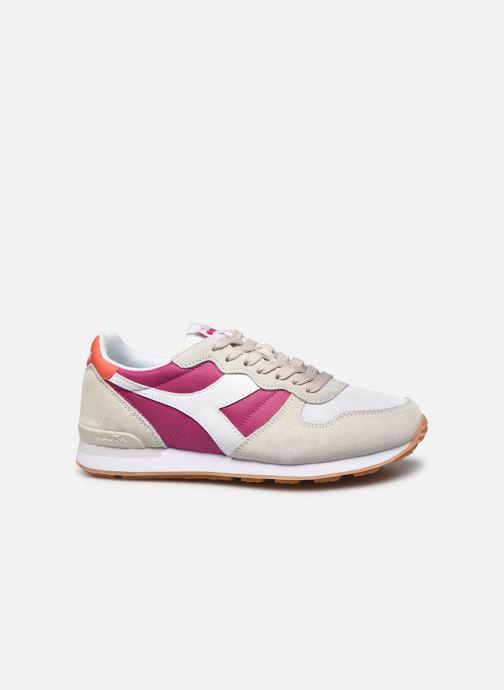 Sneakers Diadora CAMARO WN Bianco immagine posteriore