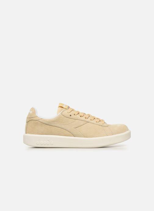 Sneakers Diadora GAME WIDE NUB Beige immagine posteriore