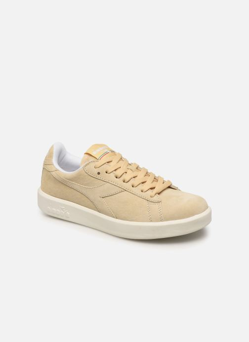 Sneakers Diadora GAME WIDE NUB Beige vedi dettaglio/paio
