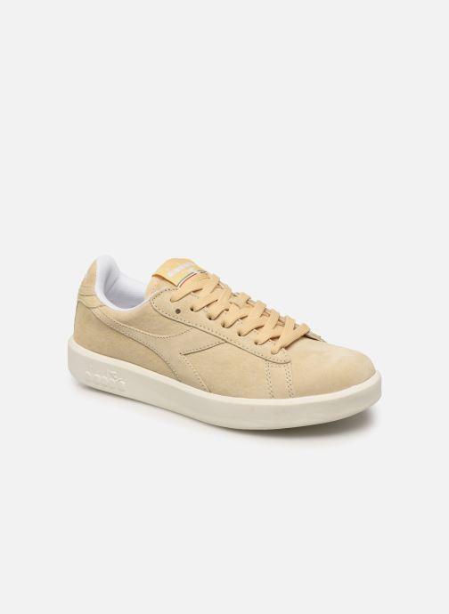 Sneaker Diadora GAME WIDE NUB beige detaillierte ansicht/modell