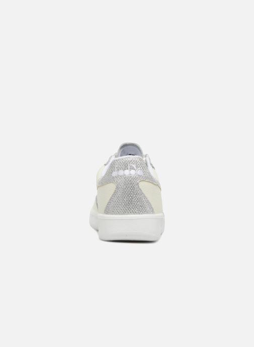 Sneakers Diadora B.ELITE L WN Bianco immagine destra
