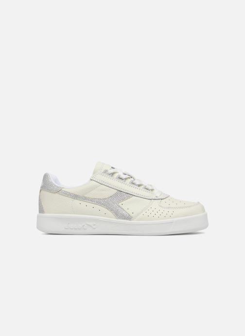 Sneakers Diadora B.ELITE L WN Bianco immagine posteriore