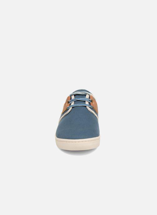Baskets Armistice Drone One B. Canvas Bleu vue portées chaussures