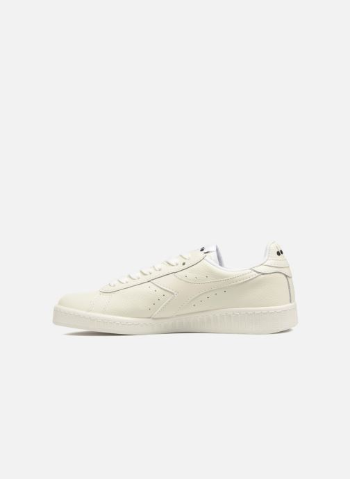 Sneakers Diadora GAME L LOW W Wit voorkant