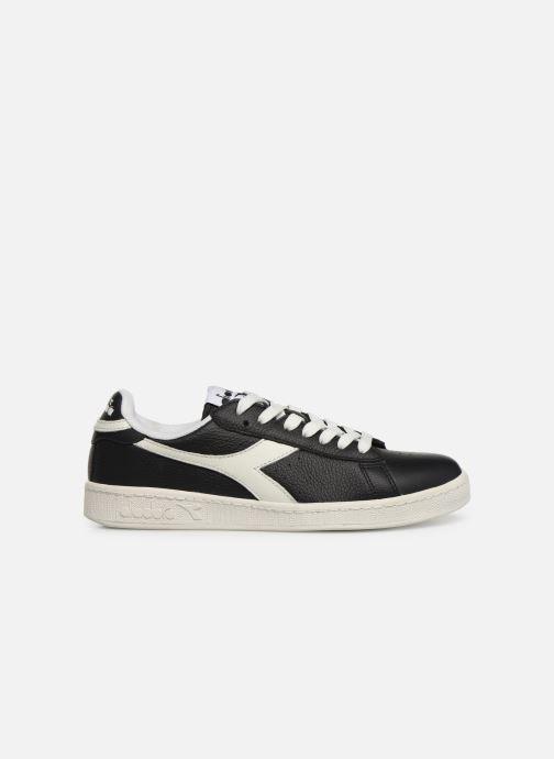 Sneakers Diadora GAME L LOW W Nero immagine posteriore
