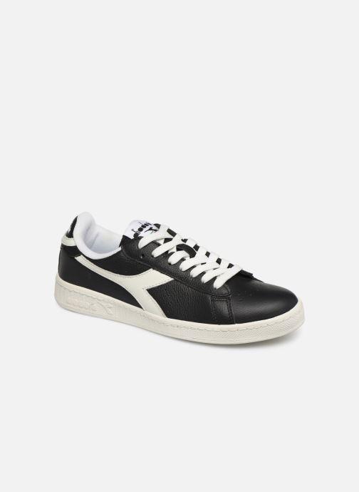 Sneakers Diadora GAME L LOW W Zwart detail