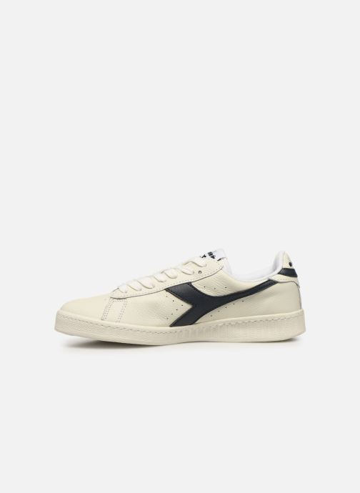 Baskets Diadora GAME L LOW W Blanc vue face