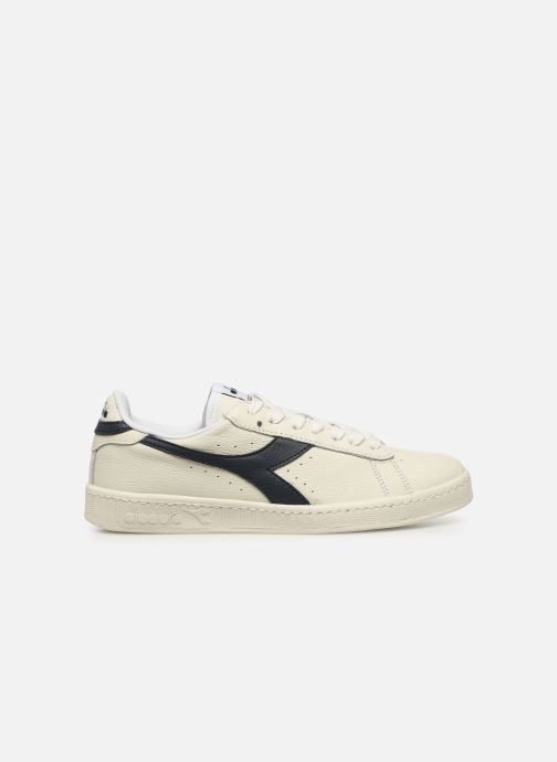 Baskets Diadora GAME L LOW W Blanc vue derrière