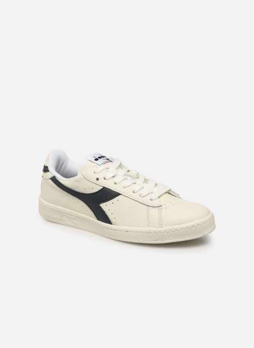 Baskets Diadora GAME L LOW W Blanc vue détail/paire