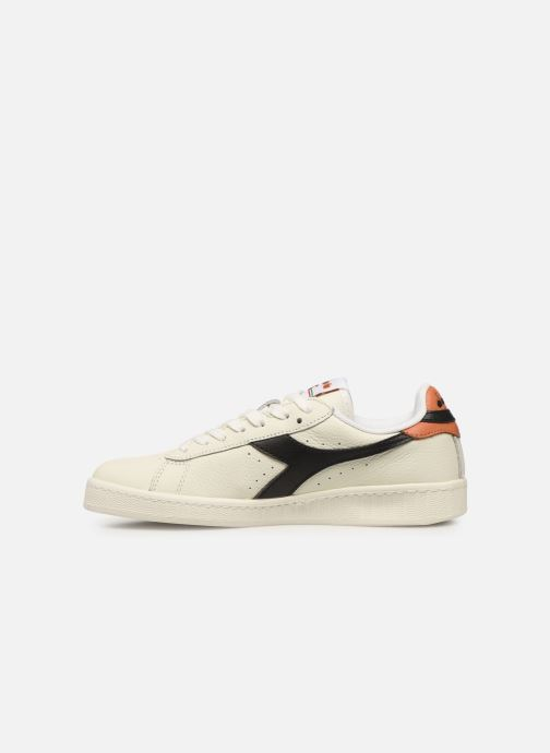 Deportivas Diadora GAME L LOW W Blanco vista de frente