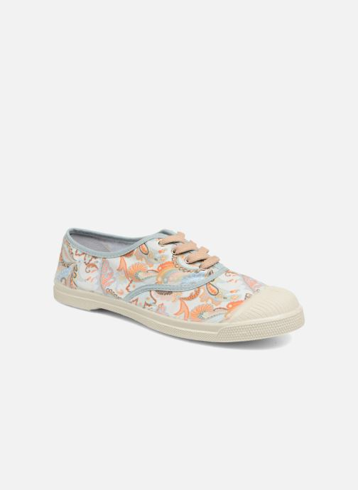 Trainers Bensimon Liberty Beige detailed view/ Pair view