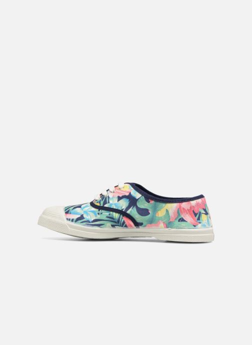 Baskets Bensimon Hibiscus Multicolore vue face