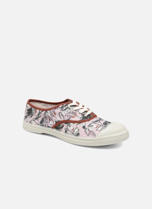 Trainers Bensimon Surf Print Multicolor detailed view/ Pair view