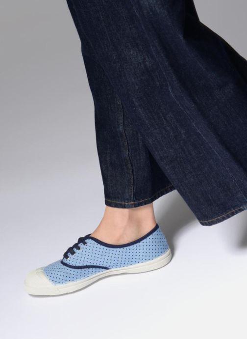 Sneakers Bensimon Poisdenim Blauw onder