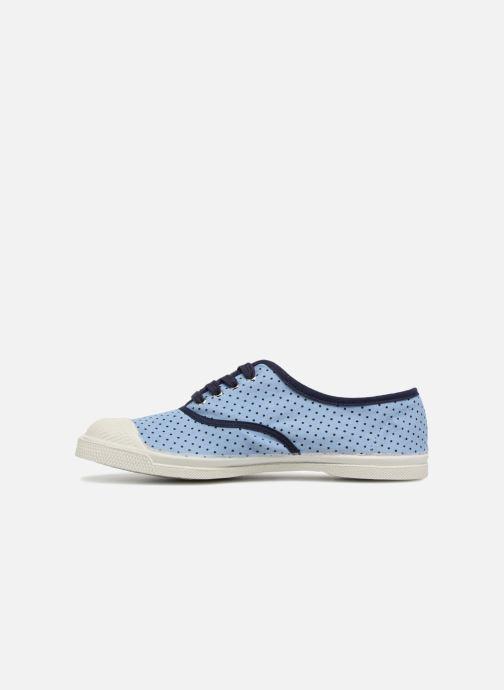 Sneakers Bensimon Poisdenim Blauw voorkant