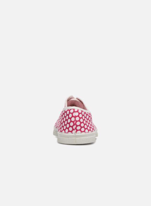 Sneakers Bensimon Colorspots Rosa immagine destra