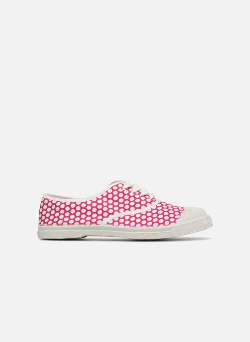 Sneakers Bensimon Colorspots Rosa immagine posteriore
