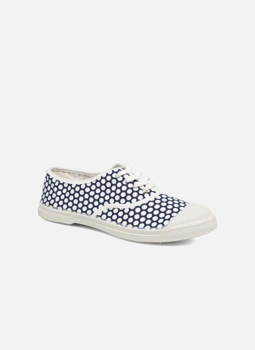 Trainers Bensimon Colorspots Blue detailed view/ Pair view
