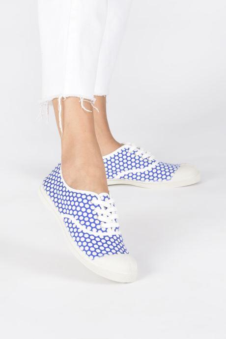 Sneakers Bensimon Colorspots Blauw onder