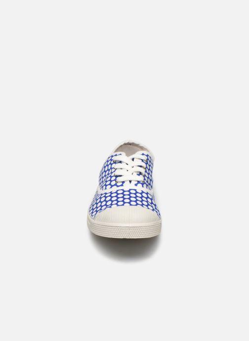 Sneakers Bensimon Colorspots Blauw model