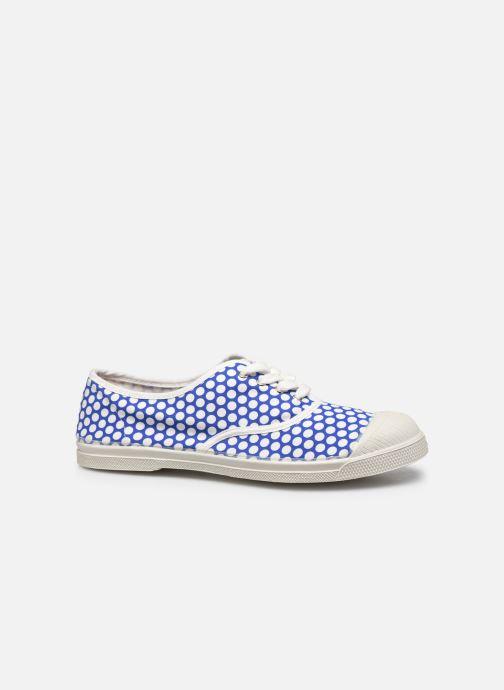 Sneakers Bensimon Colorspots Blauw achterkant