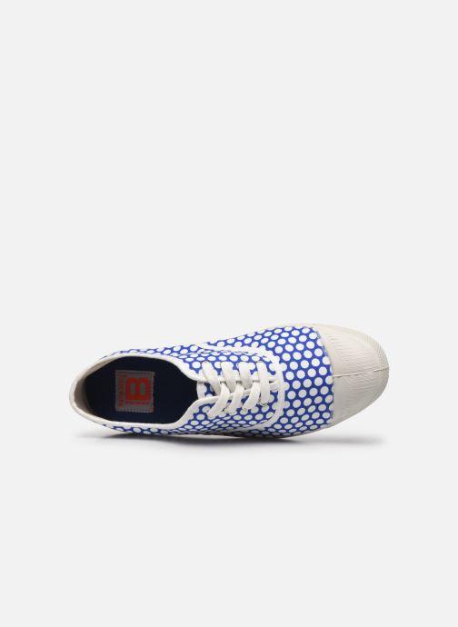 Sneakers Bensimon Colorspots Blauw links