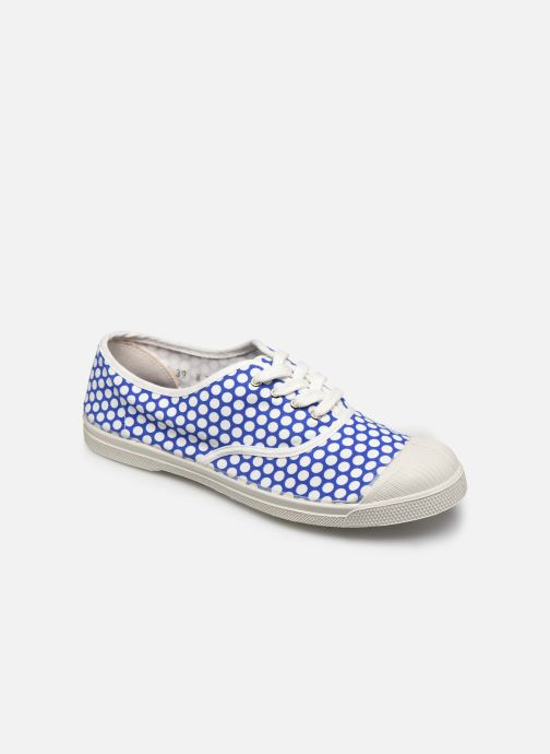 Sneakers Bensimon Colorspots Blauw detail