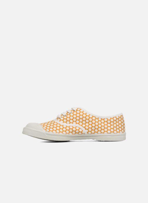 Sneakers Bensimon Colorspots Geel voorkant
