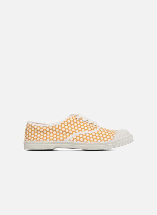Sneakers Bensimon Colorspots Geel achterkant