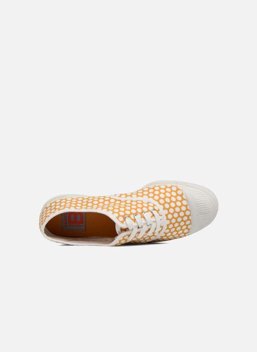 Sneakers Bensimon Colorspots Geel links