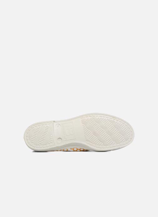 Sneakers Bensimon Colorspots Geel boven