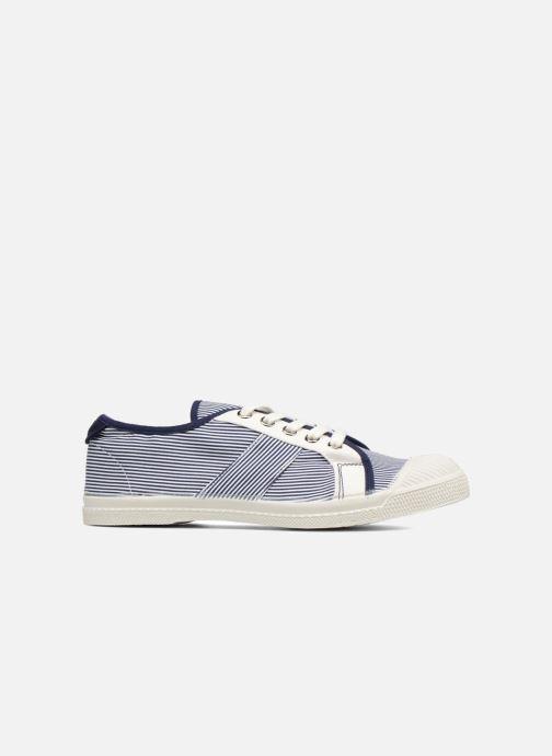 Sneakers Bensimon Fines Rayures Blauw achterkant