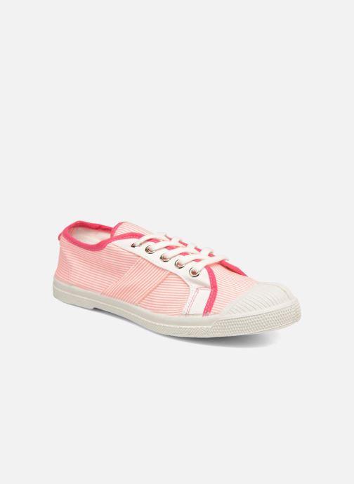 Sneakers Bensimon Fines Rayures Rosa vedi dettaglio/paio