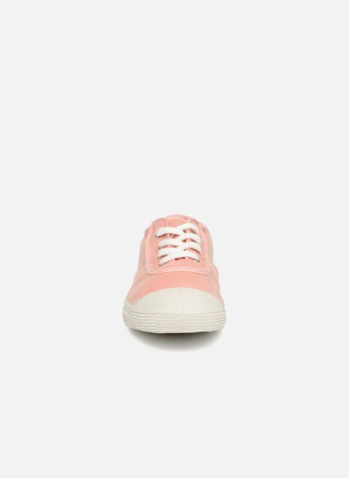 Trainers Bensimon Linenoldies Pink model view