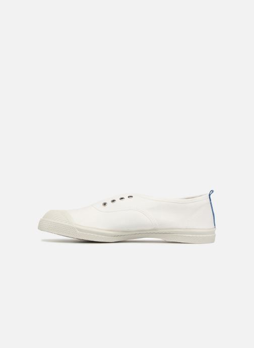 Trainers Bensimon Whity White front view