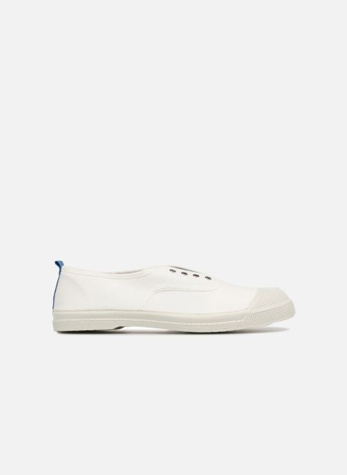 Trainers Bensimon Whity White back view
