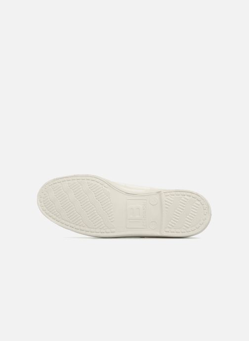 Trainers Bensimon Whity White view from above