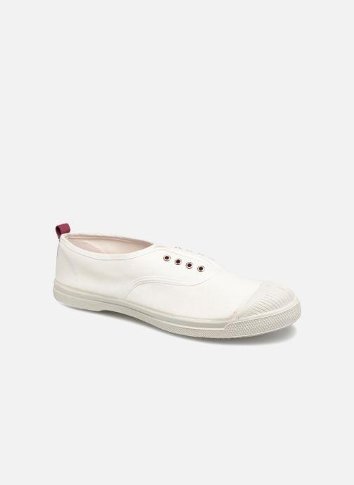 Sneaker Bensimon Whity weiß detaillierte ansicht/modell
