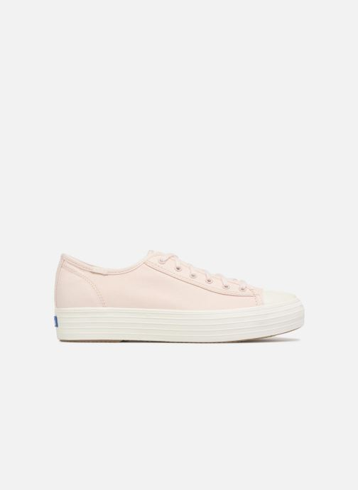 Keds Triple Kick Colorblock (rosa) Sneaker bei