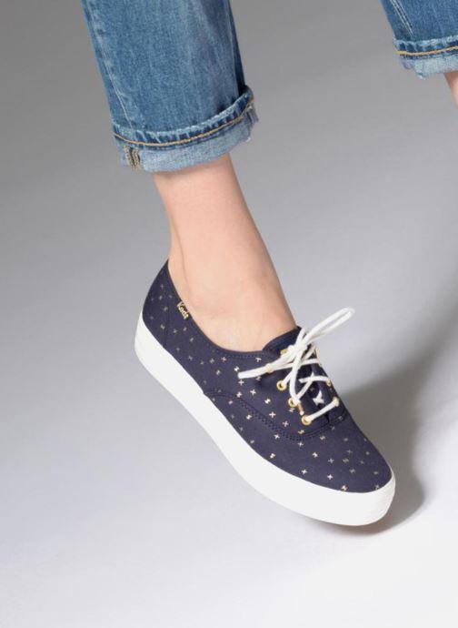 Sneakers Keds Triple Ethereal Blauw onder