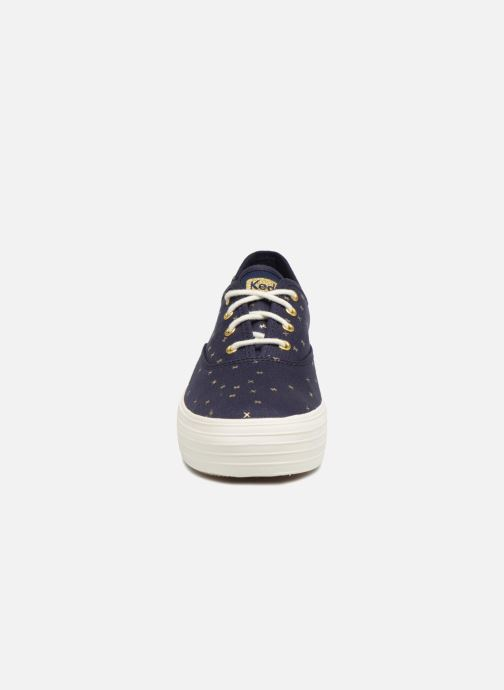 Sneakers Keds Triple Ethereal Blauw model