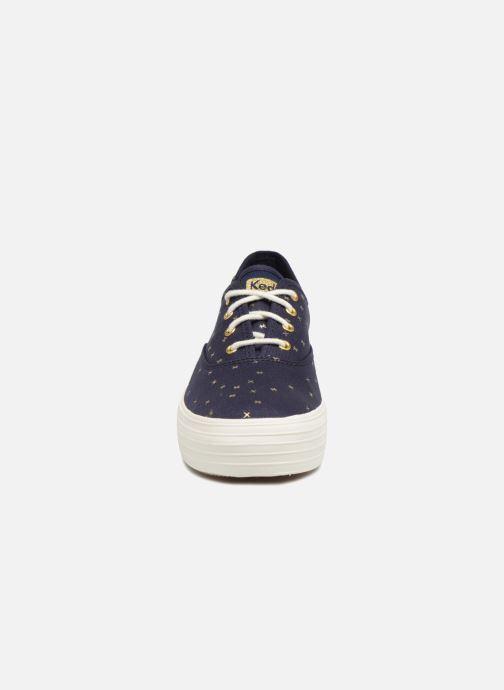 Sneakers Keds Triple Ethereal Blauw model